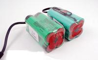 Аккумулятор 2.5 8.4V 4600mAh 18650 LED , 3 CREE xm/l T6 CL-BT18650-4-4400mA