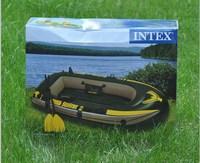 intex рыбацкая лодка