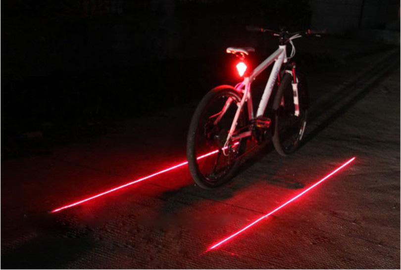 Светодиодная фара на велосипед