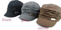 Корейские новые осенью и зимой женщины девушки вязать хэт моды сто раз шляпы