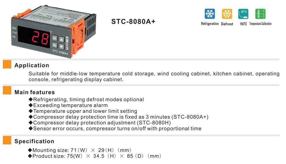 Stc 8080 инструкция