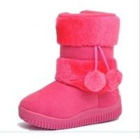 Ботинки для мальчиков Antislip Замша
