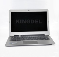 "Ноутбук KINGDEL intel , WiFi Bluetooth 1366 * 768, 13"" 4 , 32 SSD + HDD 160 ,  KND1027"