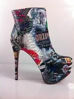 Женские ботинки Brand , 16 ,  4/14,   1303051aaaaa