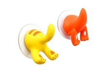 free shipping cut forest Animal tail hook kitchen wall hook hanger hook , wholesale