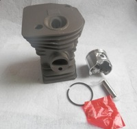 Комплектующие к инструментам CYLINDER KIT 44MM HIGH TYPE FOR CHAINSAW 350 351 353 346XP CHAIN SAW ZYLINDER & PISTION KIT REPL P/N 503 8699 71