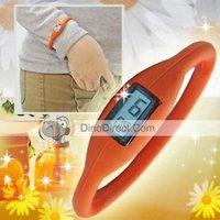 Товары для бассейна Fashion Anion Negative Wrist Bracelet Sport Swim Watch popular watch