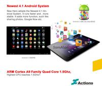 Планшетный ПК 10.1' Ainol 10 II Cortex A9 1.5 4.1 1 16 IPS WiFi HDMI Bluetooth Novo 10 Hero II