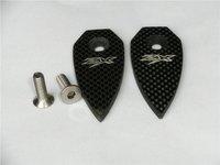 Боковые зеркала и Аксессуары для мотоцикла NINJA ZX ZX6 ZX6R ZX7R ZX9R MIRROR BLOCK OFF PLATES