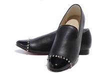 Мужская обувь на плоской платформе Brand shoes