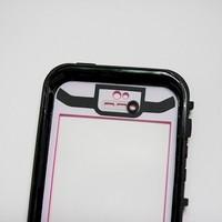Чехол для для мобильных телефонов 100%positive feedback 20pcs/lot life Water Proof Case for iphone4 4s 15Colors to MIX and logo Retail Packaging
