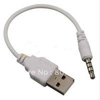 Кабель для передачи данных Oem 3.5mm USB Sync USB iPod Shuffle 2/gen mp3 mp4 KY-U0039