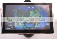 7inch HD Touch Screen car gps Navigation 4GB+DDR128M WINCE6.0 free igo map+russia Navitel 700307
