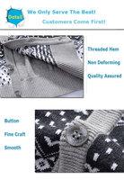 Мужской кардиган 2012 Men's Fashion Cardigan Sweater, Trendy Snow Flake Pattern, V Neck, Buttons, Stylish Men's Knitwear, ! M0010