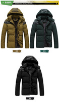 DHL free shipping cotton goose down fjall jacket men helly hansen alpha industries blauer moose knuckles winter men napapijri