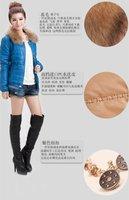 Женская одежда из кожи и замши 2013 winter coat, children down jacket