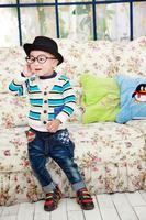 Свитер для мальчиков Pretty Kid 100% Baby Boy v/4  PK-1009