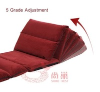 Free Shipping Modern Multifunction Living Room Sofa Bed in Memory Foam 226*68*12 cm