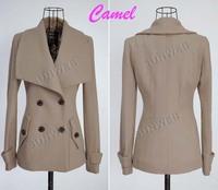 Женская одежда из шерсти 7966# 2 4 7966 Brand new