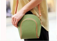 Сумка на талию 2013 Fashion PU Women Backbag With Shipping