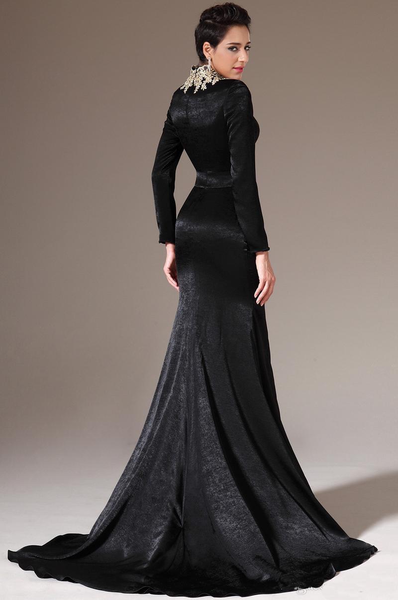 Black Velvet Dresses
