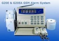 Датчики, Сигнализации GSM SMS wireless security home alarm