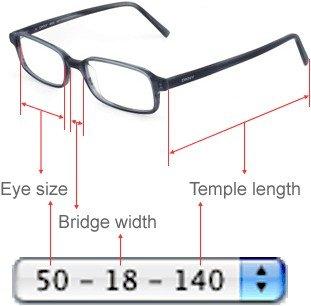 oakley glasses sizes