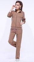 New autumn outfit tracksuit female sport female autumn suit sportswear