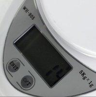 Домашние весы 1g /5 5000g wh/b05