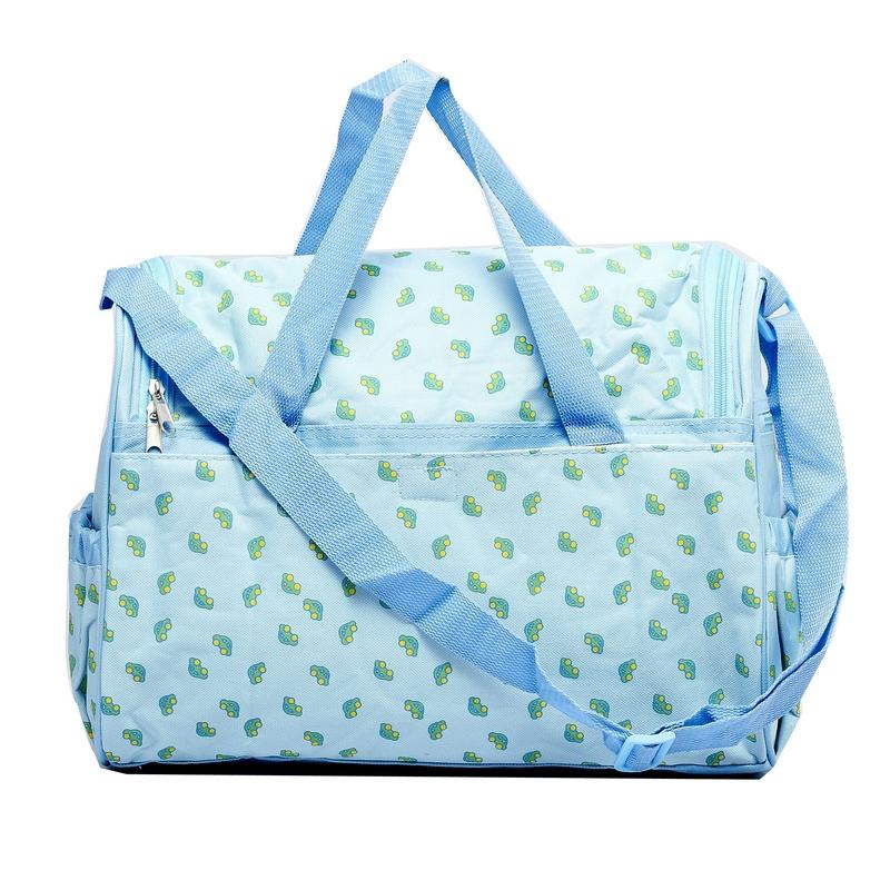 4 цветов 4 шт./компл. высокое качество тотализатор ребенка плечо lot-картера прочный мешок мумия мать розовый / синий / желтый детские сумки для мамы