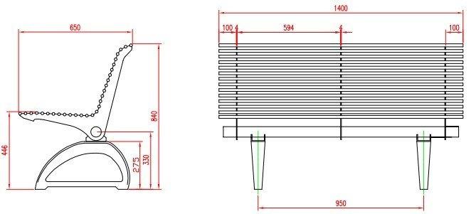 standard garden bench dimensions fine woodworking materials