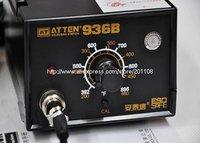 Промышленная машина FC002B# 220V ATTEN AT936B AT-936 50W Soldering Station Solder Iron Welding station