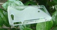 Чехол для для мобильных телефонов 20pcs S line pattern tpu gel case cover for Sony ST27I Xperia go with excellent quality