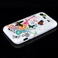 Чехол для для мобильных телефонов SOFT GEL TPU SILICONE CASE COVER FOR HTC INCREDIBLE S S710E G11