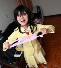 Kuroki uniforme escolar Cosplay