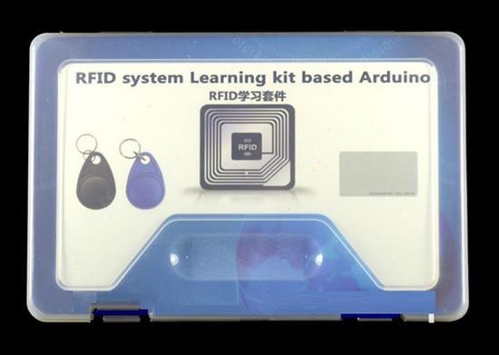 Arduino rfid kit