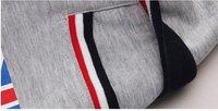 Осенние мужские случайные чередования спортивные штаны Мужчины хип-хоп уличный танцор гарем брюки 3 цвета syj415