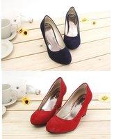 новой платформе дамы клинья обувь перевозка груза падения 3732