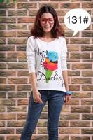 Женская футболка ! ! o ls735/2 LS735-2