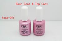 Бесцветная основа под маникюрный лак Chujie 15 2pcs/set & Off #t & B 1 b&t coat
