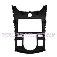 Автомобильные держатели и подставки 2 Din Car DVD Frame, Dash Cover, Fascia Panel, Retrofit Kit, Adaptor for KIA Forte/Cerato Automatic Combination, Double Din 4-door