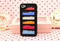 Чехол для для мобильных телефонов new design colorful stone mobile-phone case for Iphone 4/4S/5