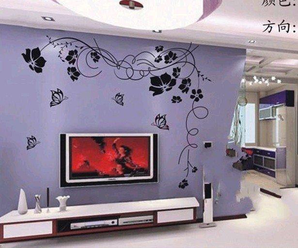 Декор зала в квартире своими руками 74