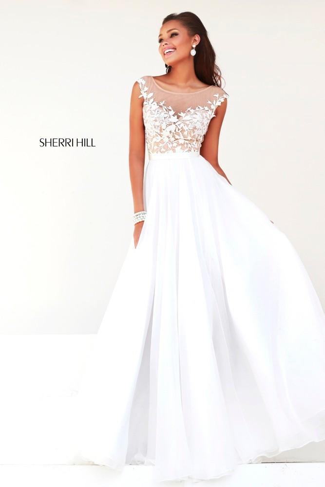 Шерри хилл свадебные платья