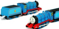 Игрушечная техника и Автомобили Children toy Thomas and friends electric toy train-Gordon high qualtiy brand new 1pcs