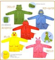 Дождевик New Export Linda Cartoon Animal Modelling Children Thin Raincoat ETFS031