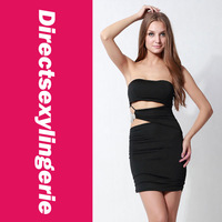 Женское платье Sexy Hollow out Tutu Dress with Diamond Embellishment Clubwear Cheap price Fast Delivery LC2672