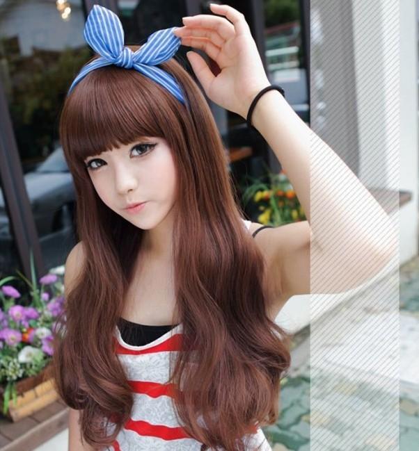 Straight korean hairstyles latest hair styles cute modern