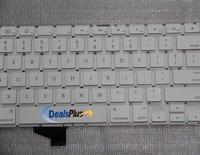 "NEW laptop Keyboard  FOR APPLE Macbook  Unibody 13"" 13.3"" A1342 MC207 MC516 White2010"
