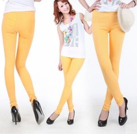 Fast Shipping! 2013 newly  Candy Colors Women's Skinny  Pants with Casual and Fashion style 8009 (1.13)